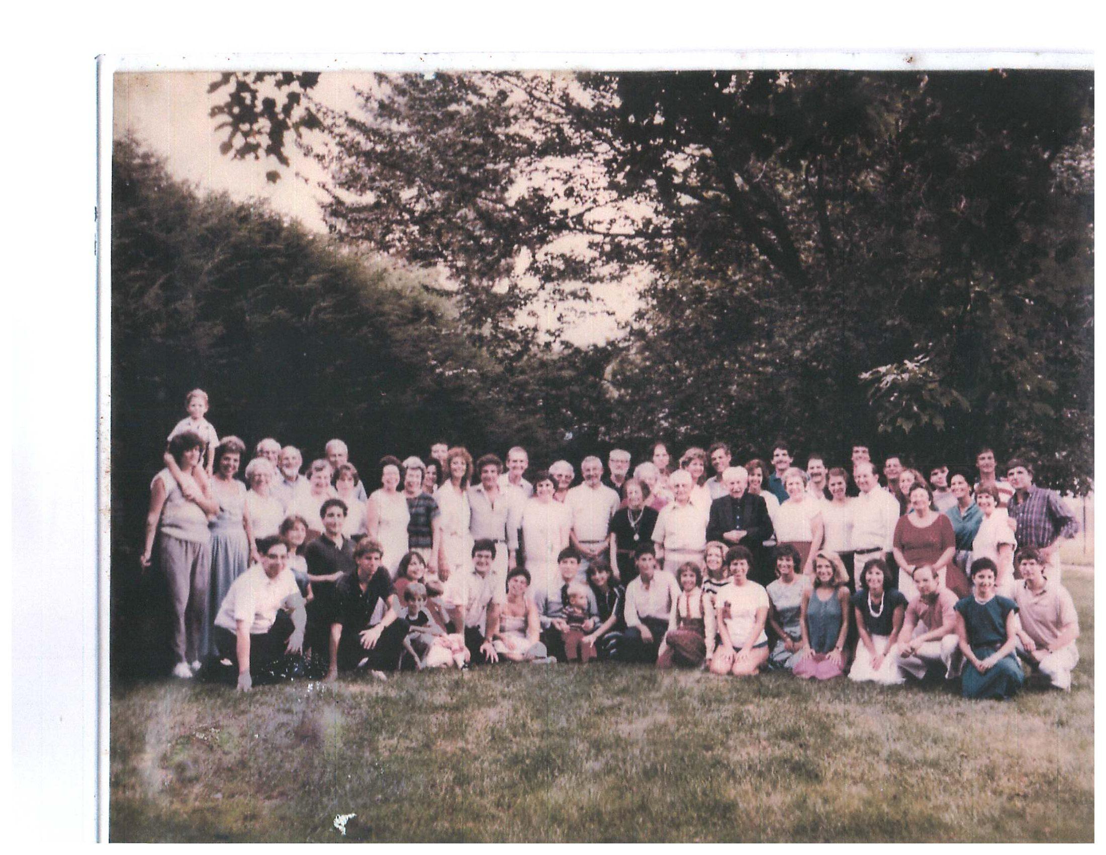 Perelman Family 1986